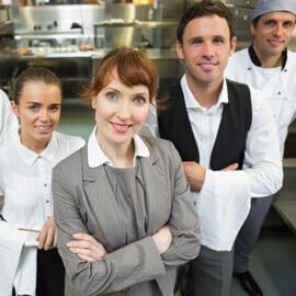 risorse umane per strutture ricettive e alberghi