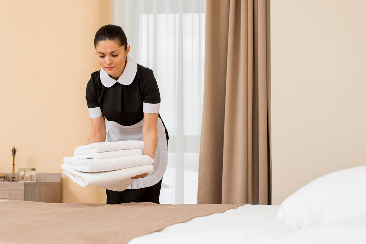 Housekeeping Masterprogress