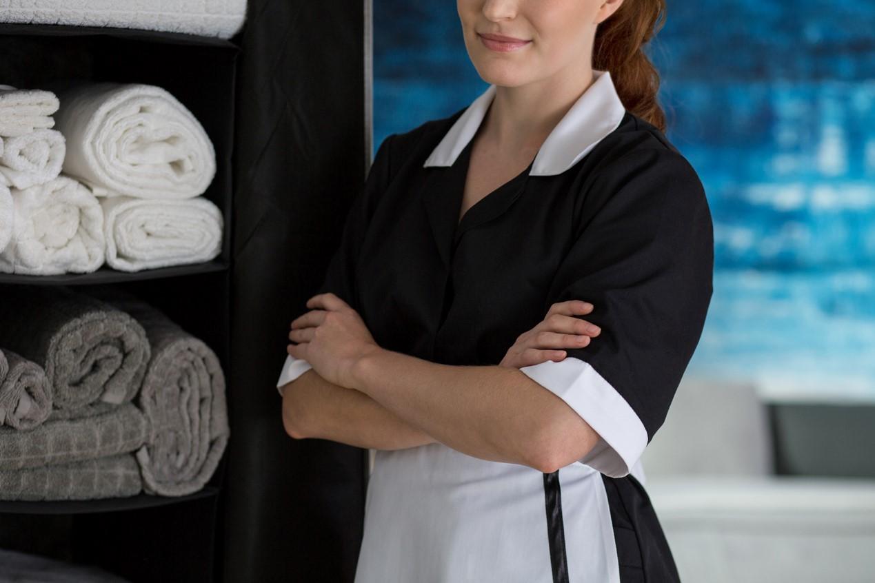 Reparto Housekeeping in Hotel